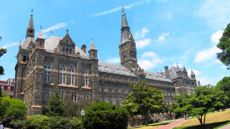 Do You Want to Know About Georgetown Admissions Requirements?